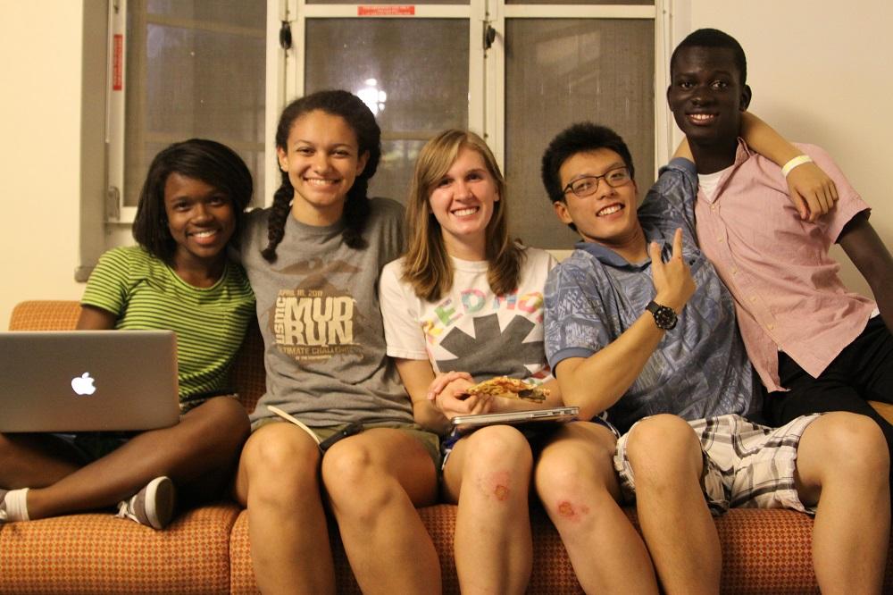2013 PFP students