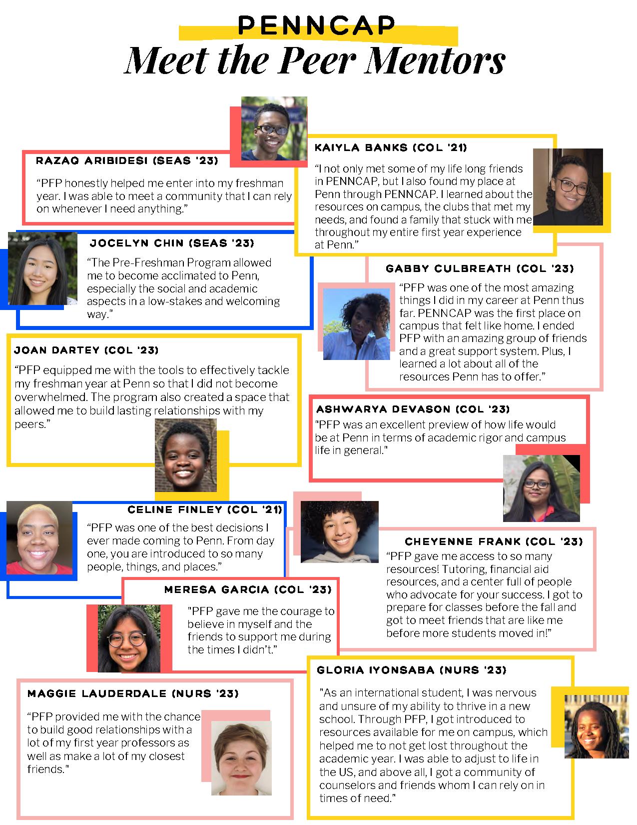 2020 PM PFP Testimonial Flyer Page 1