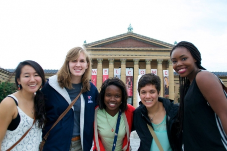 Philadelphia Art Museum Tour
