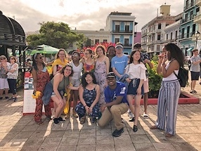 2019 Spring Break Alternative Service Trip to Puerto Rico